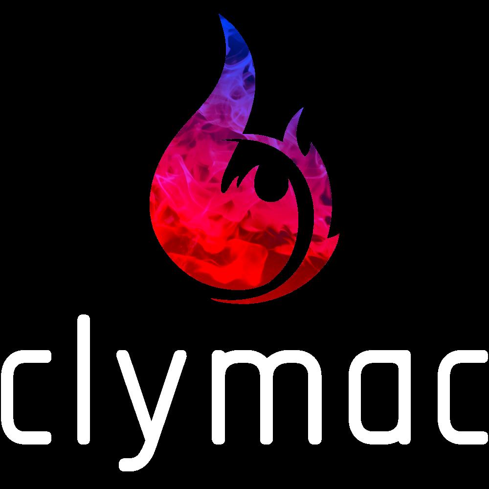 mobile Heizer und Klimageräte - Clymac Logo