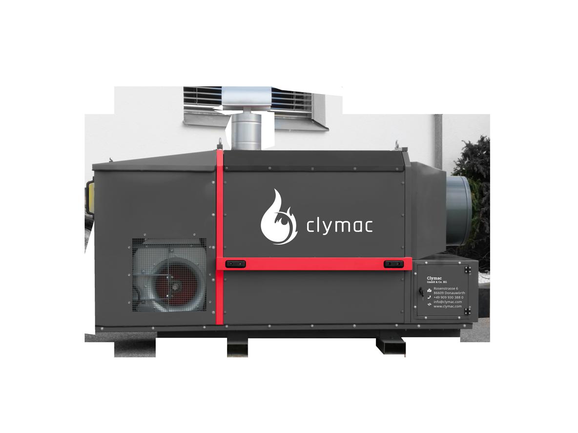 mobile Heizungen und Klimageräte - mobiler Warmlufterhitzer 700 kW