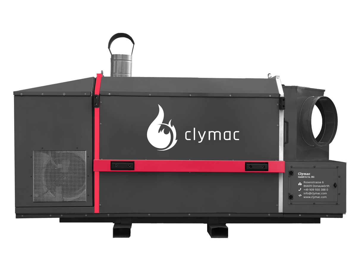 mobile Heizungen und Klimageräte - Heizgerät
