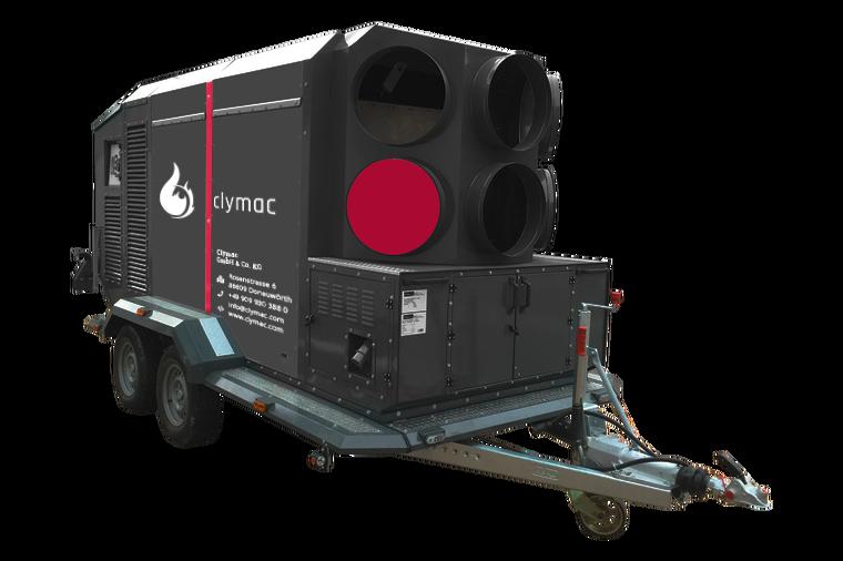 Clymac - Mobile Heizer und Klimageräte